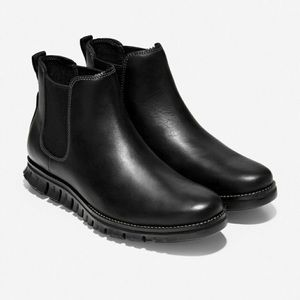 Cole Haan Zerogrand Chelsea Waterproof Boot sz 7